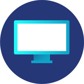 computer display integration icon